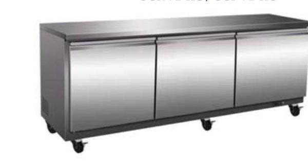 UCR-72 Undercounter Refrigerator