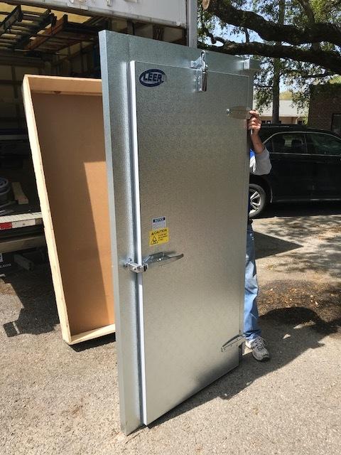 Replacement Walk-In Cooler & Freezer Doors, Floors & Panels