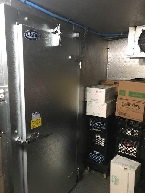 Replacement Freezer Door & Frame