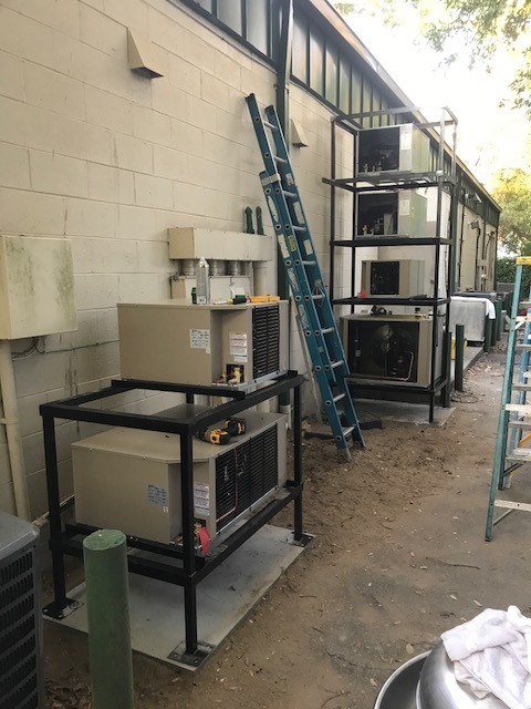 Indoors, Outdoors, Remote, High, Med & Low Temp, New & Replacement Refrigeration Condensing Units.