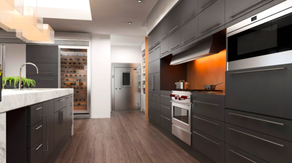 The Culinary Chef At Home - Residential Step-In Cooler / Cold Storage Pantries