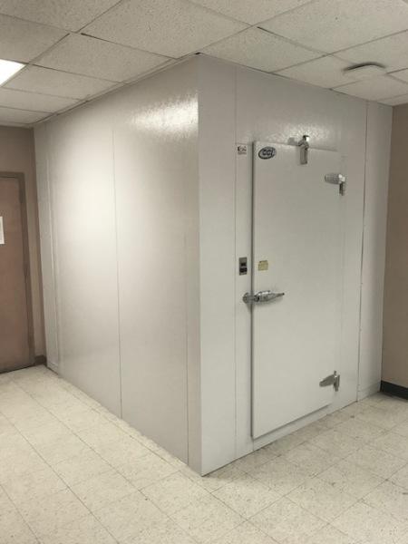 Equipment Sales - Pre-Engineered & Custom Design Walk-In Coolers & Freezers