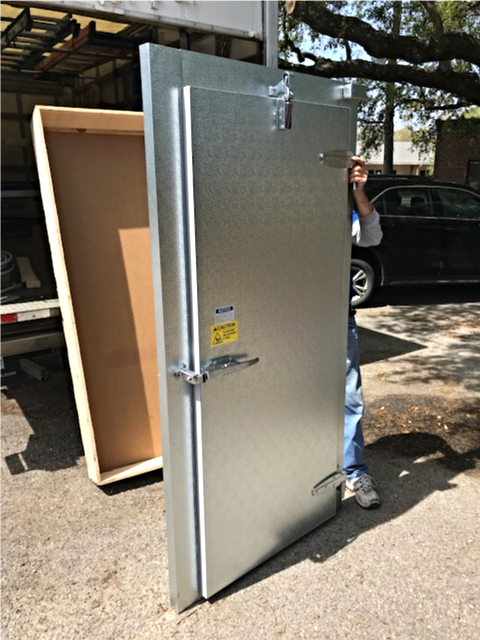 Replacement / Retro-fit Walk-In Cooler & Freezer Doors
