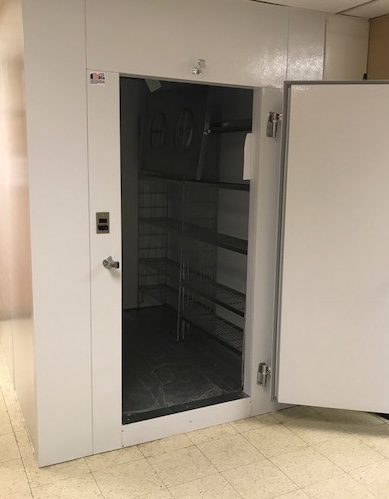 Walk-In Coolers and Freezers, pre-engineered or custom built in a variety styles, sizes and finishes