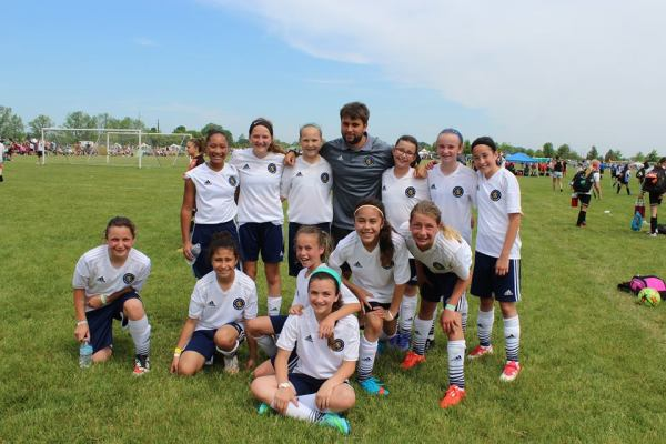 Chill SBC U12 Girls