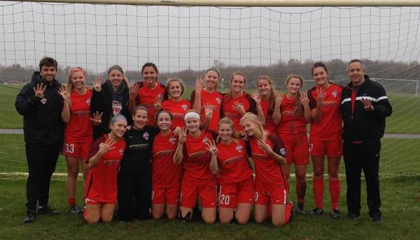 Kingdom SC U19 Girls