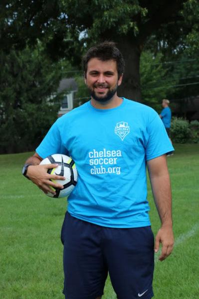 Chelsea SC 2018/2019 Coaches
