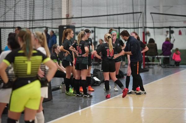Futsal Factory Academy Winter 2018/2019
