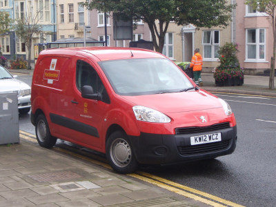 Financing New Handicap Vans