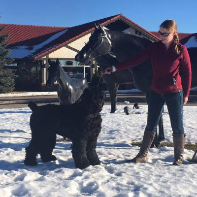 Prairies Regional Director -- Alexandria Horner