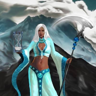 I am Lavenia Stokes..Reaper extrodinair