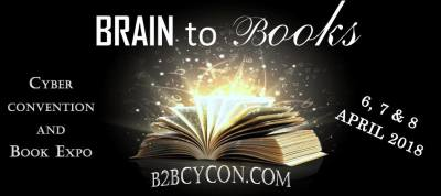 Brain to Books Cyber Convention 2018