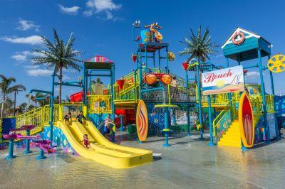 Parque Aquatico Encore Orlando Investimento