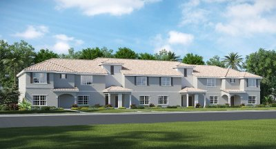 Storey Lake townhome investimento em Kissimmee