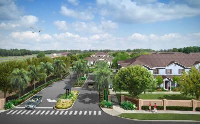 Vendas de casas em Orlando e Kissimmee
