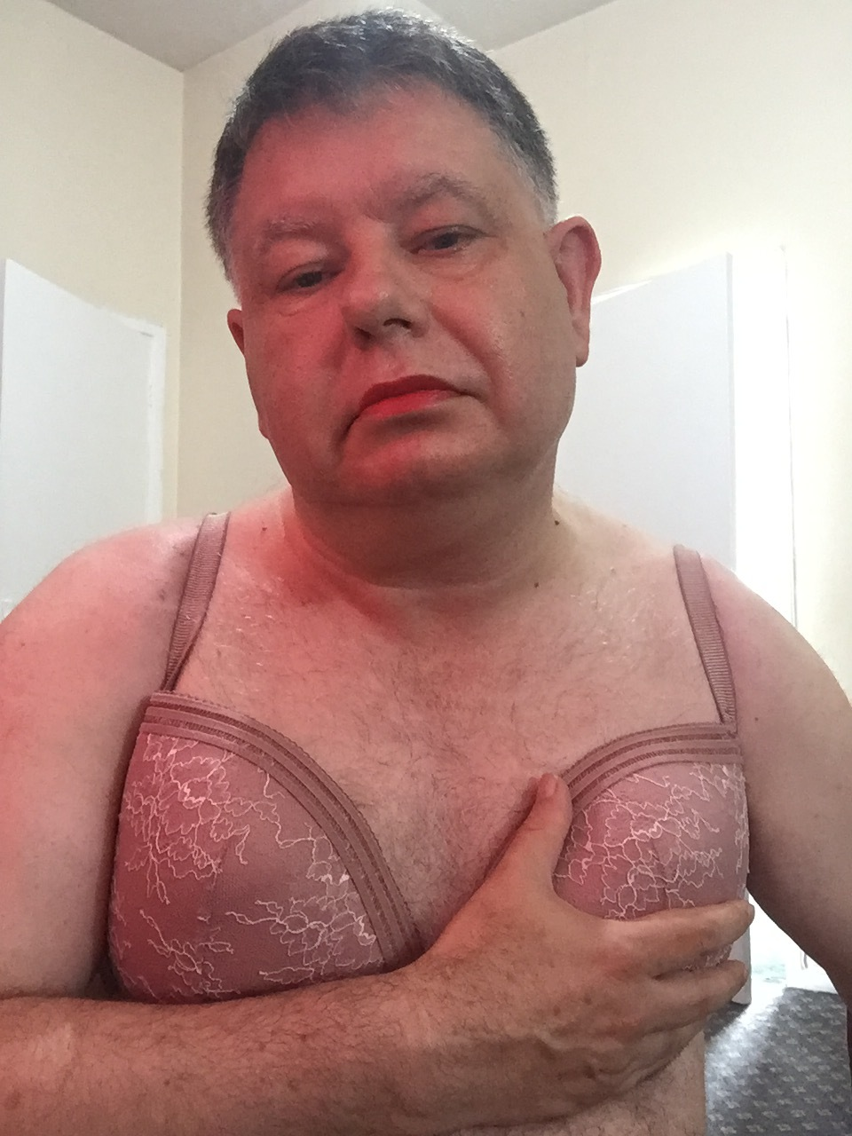 Jeff is another  exposed Sissy!