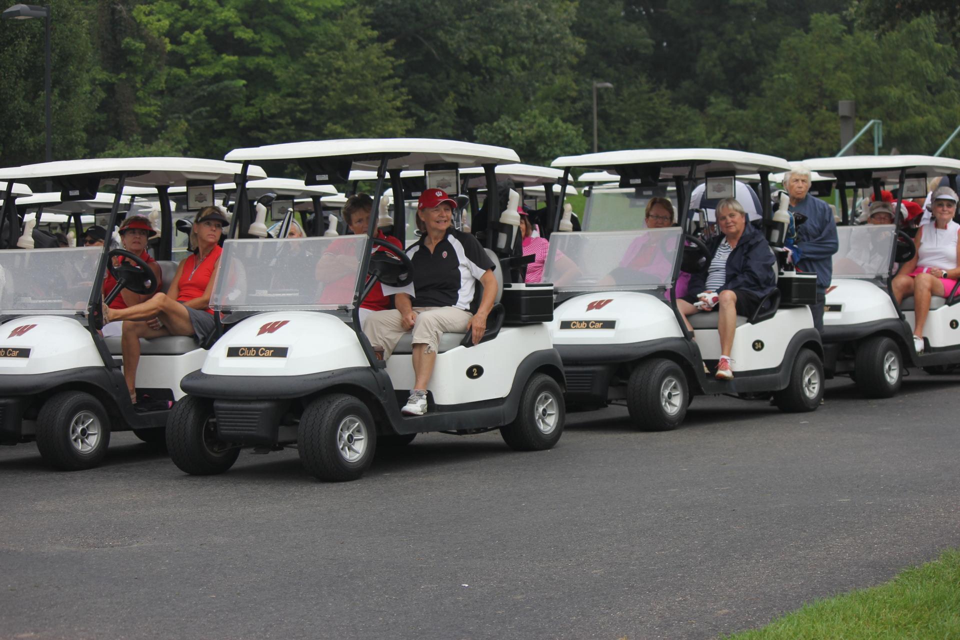WMGA, women's golf, leagues. Madison, WI