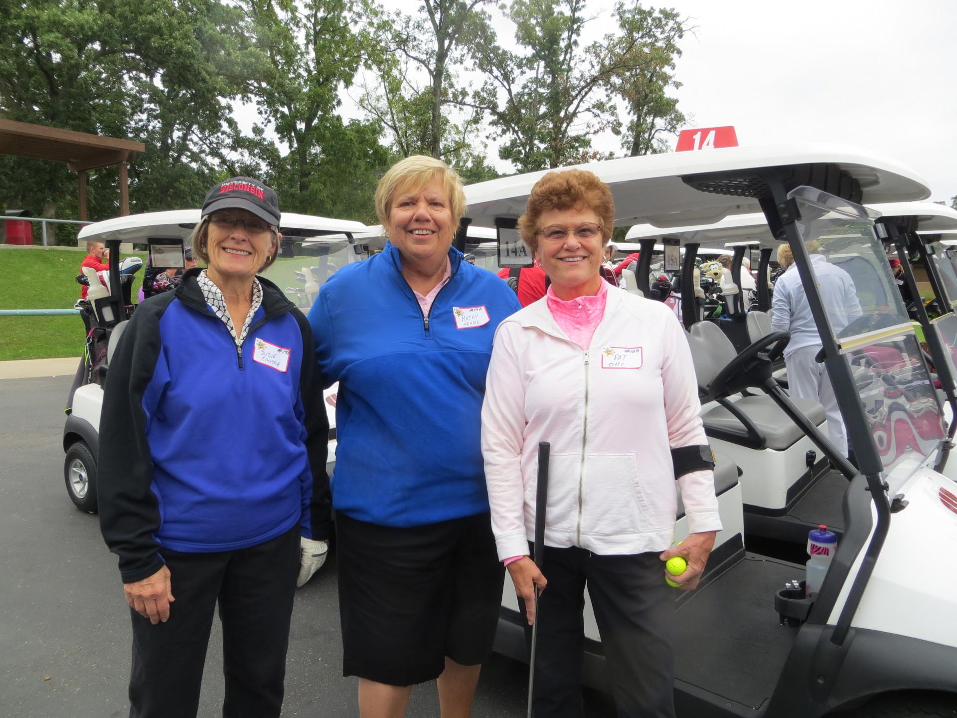 WMGA, women;s golf, leagues, Madison, WI