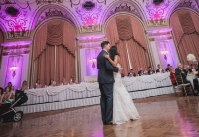 Venue Hall at the Chateau Laurier