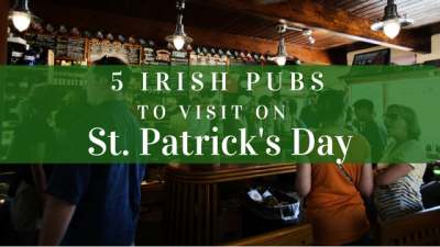 5 Irish Pubs to Visit on St. Patrick's Day in Ottawa