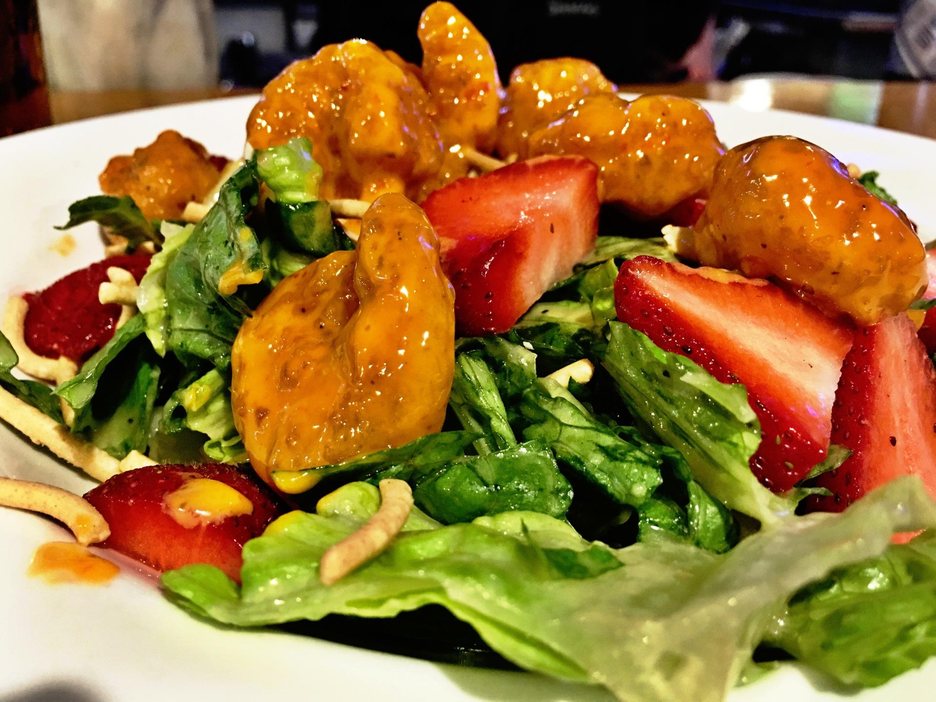 Bangkok Shrimp Salad Special