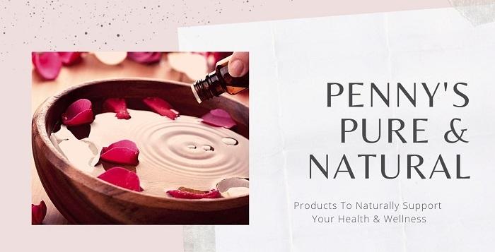 Penny Launches Etsy Shop: PennysPureandNatural
