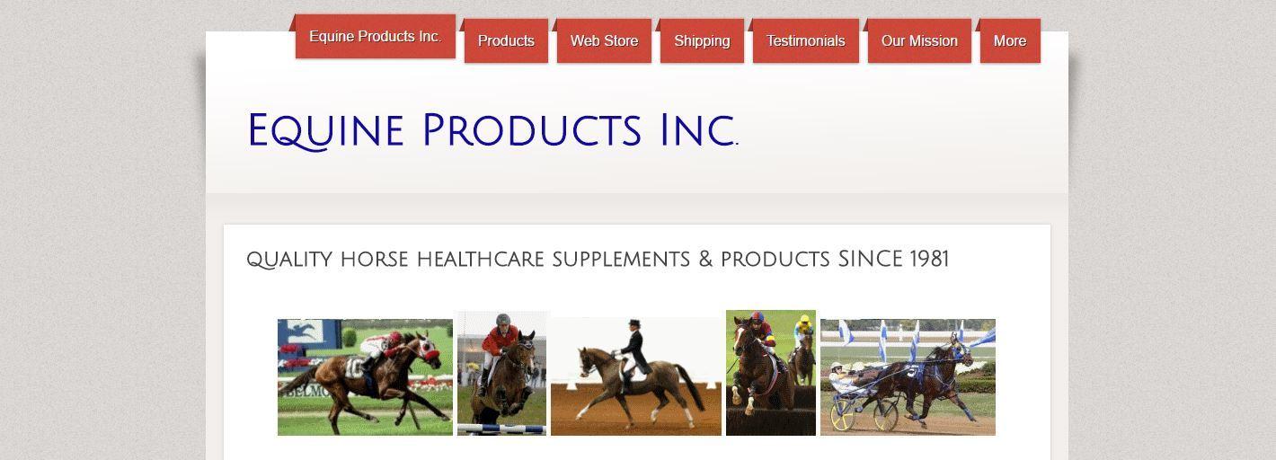 www.equineproductsinc.com