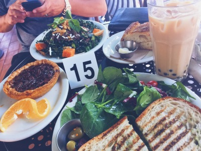 Urth Caffe Review