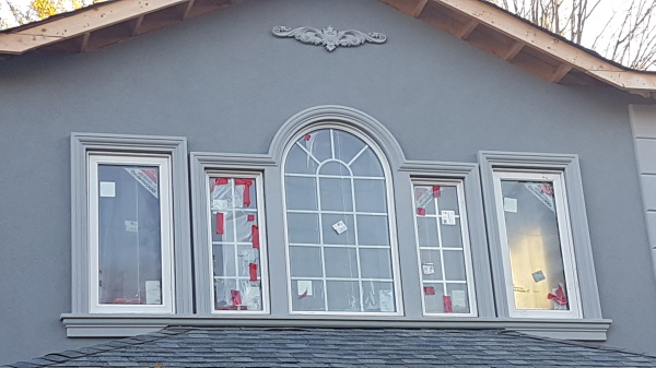 exterior stucco