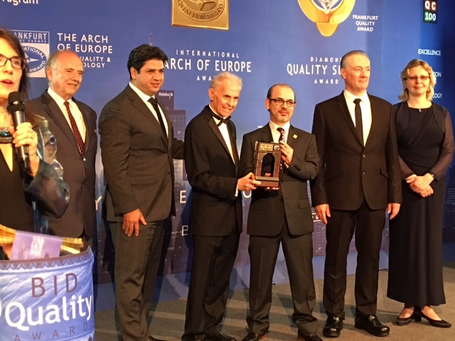 Arch Of Europe Award 2017