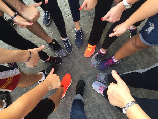 Moustasharoun Bureau yearly participation in Beirut Marathon