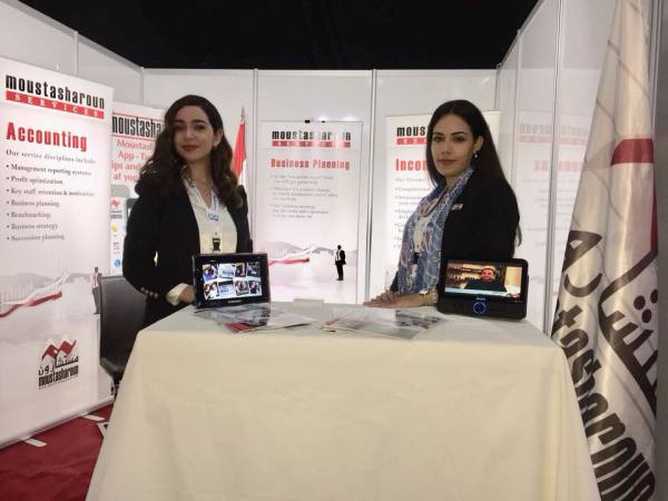 Moustasharoun Bureau participation in the Lebanese Diaspora Energy - LDE 5th Edition Event