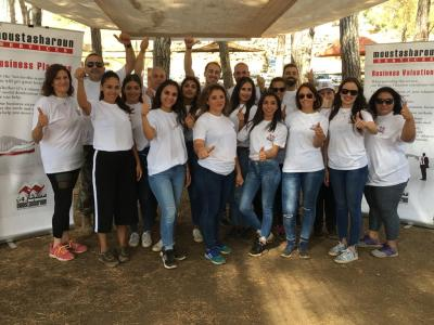Moustasharoun Bureau Team Building Event 2019