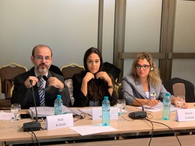 Moustasharoun Bureau attended Empacta workshop