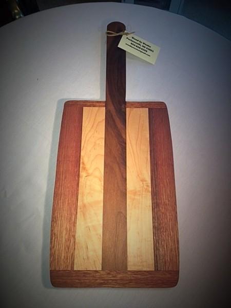 Cheeseboard w/handle