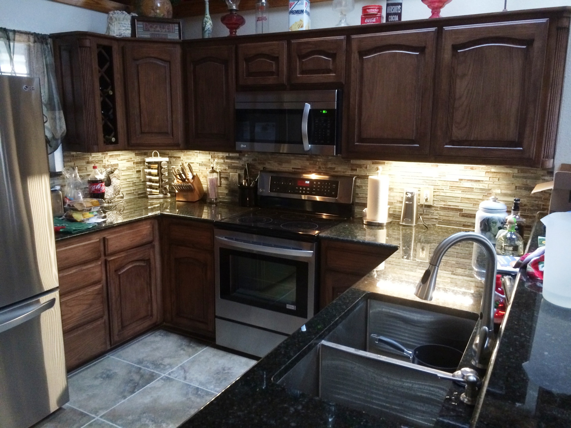 Kitchen Update (South Granbury)