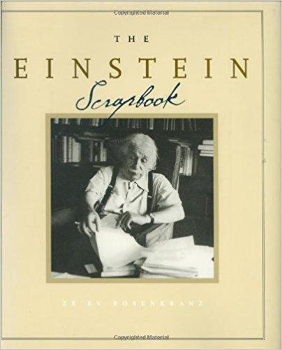 The Einstein Scrapbook