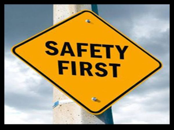 WHEN YOU GO TO WORK, HOW SAFE DO YOU FEEL?