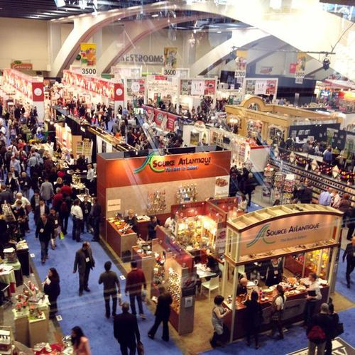 The largest marketplace devoted exclusively to specialty foods and beverages