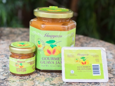 guava gourmet jam multiple sizes