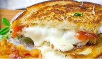 Guava Gourmet Grilled Cheese
