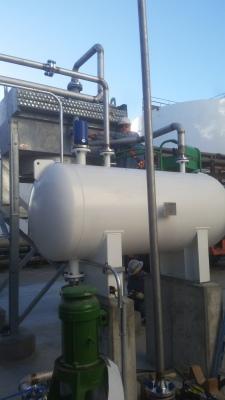 Sasol Chemicals acid recycling line