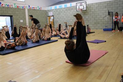 Samantha Brisbane School of Dance