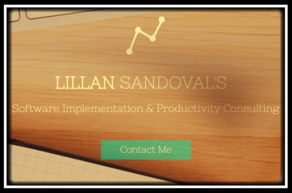 Lillian Sandoval's Software Implementation & Productivity Consulting Group®