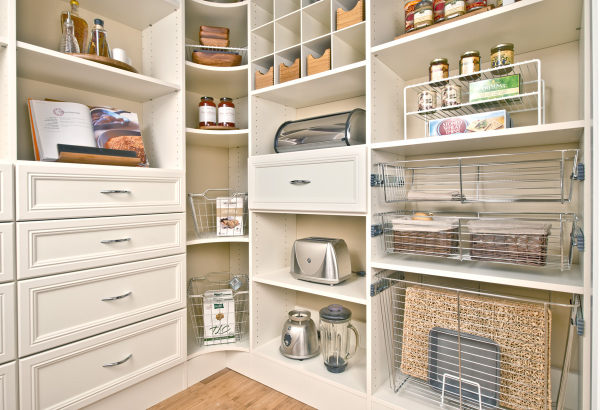 Home organization is one of the most universal stress triggers, according to a recent online survey.