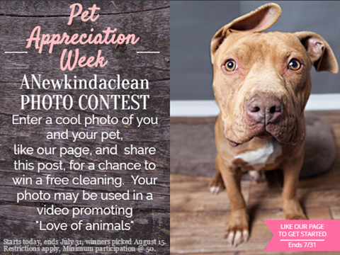 Pet Appreciation week
