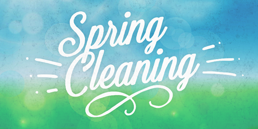 Help spring cleaning