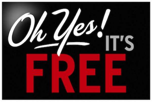 Do you like free?