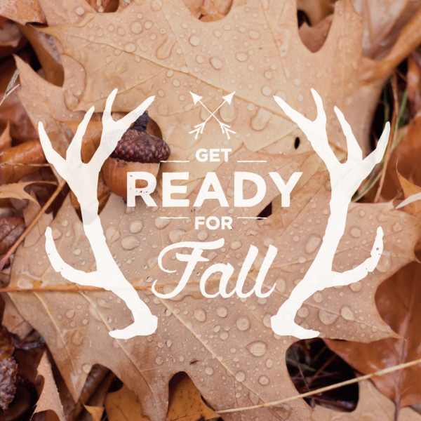 So after the Summer we had, are you ready for Fall?