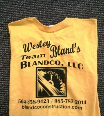 Wesley Blands Team BlandCO